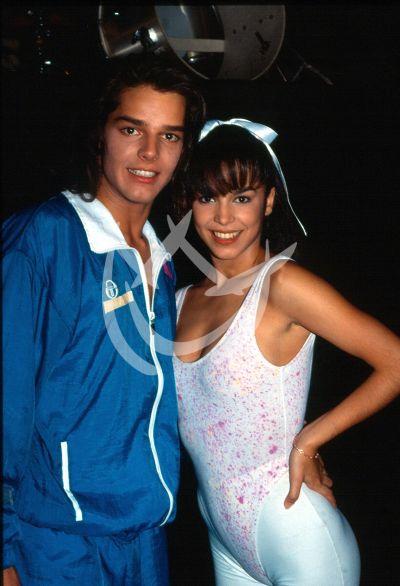 Ricky y Bibi Gaytán 1991