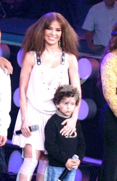 Gloria e hijo, 2008