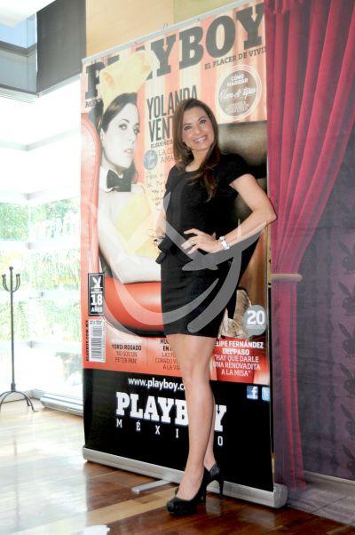 Yolanda Ventura Playboy