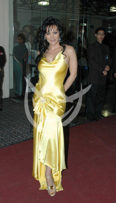 Maribel de gala 2005