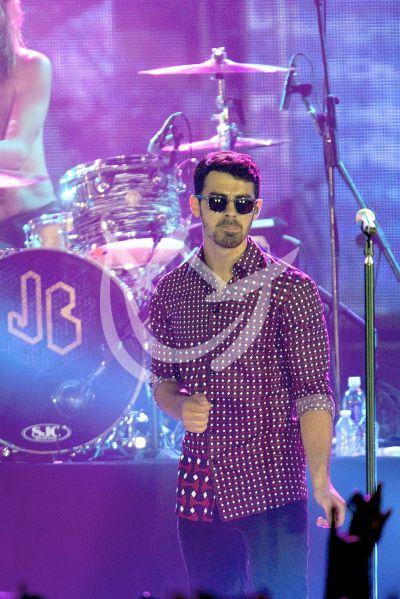 Jonas Bros en AcaFest