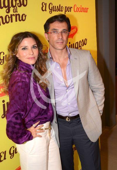 Isabella y Sergio esperan!