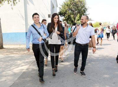 Ximena a la escuela