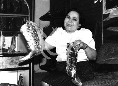 Carmen Salinas, 1985