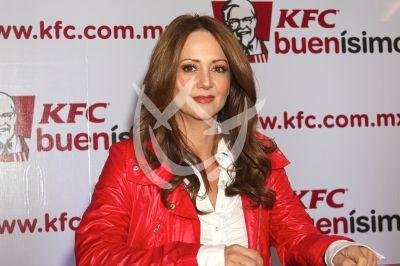 Andrea Legarreta KFC
