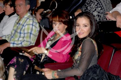Karla y su mamá