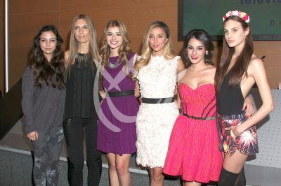 Gossip Girl Acapulco, elenco