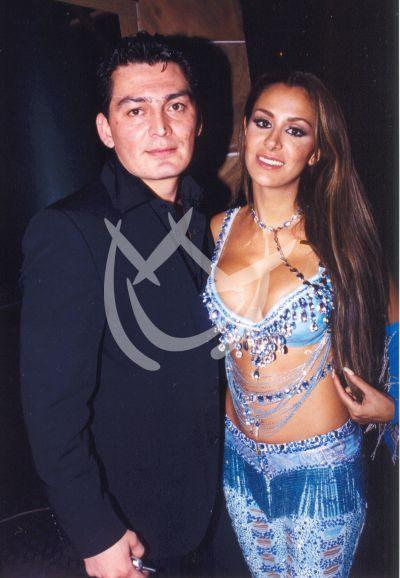 Ninel Conde y José Manuel Figueroa 2004