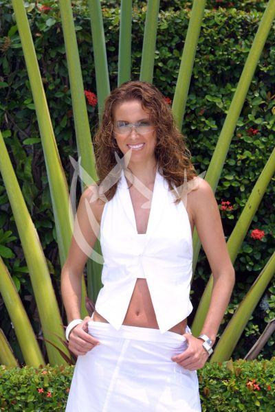 Jacqueline de blanco