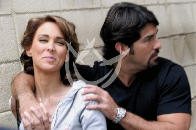 Jackie y Carmona ¡out!