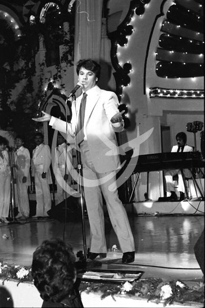 Juanga en El Patio, 1979