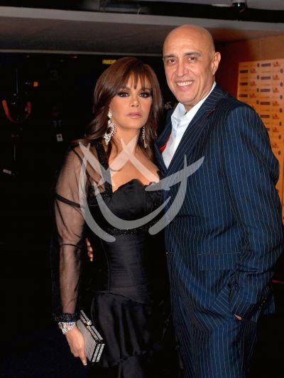 Lucía y Pedro Torres, 2008