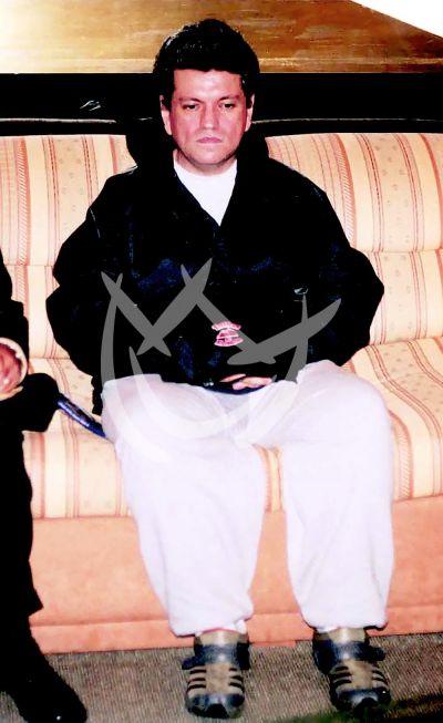 Sergio Andrade 2001