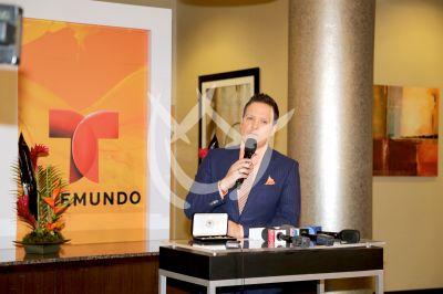 Raúl es de Telemundo