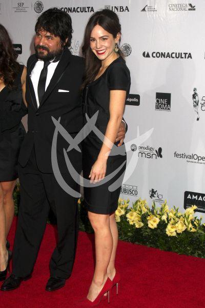 Camila Sodi con Ariel