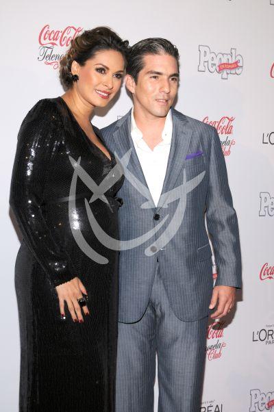 Galilea y esposo 2011