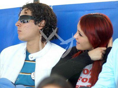 Memo Ochoa y Dulce María, 2006