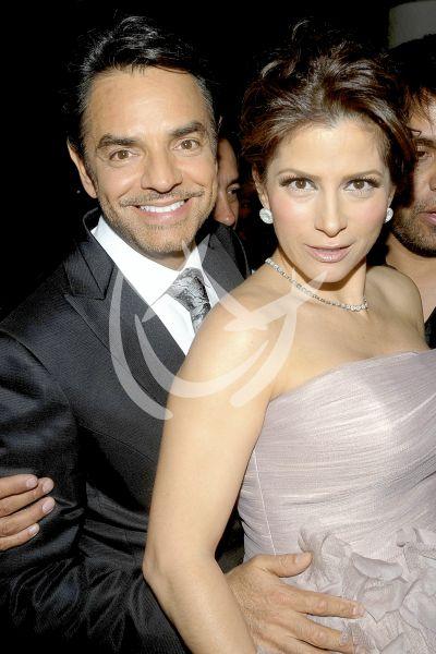 Eugenio y Alessandra papás