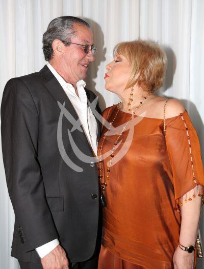 Doctora Nancy y esposo