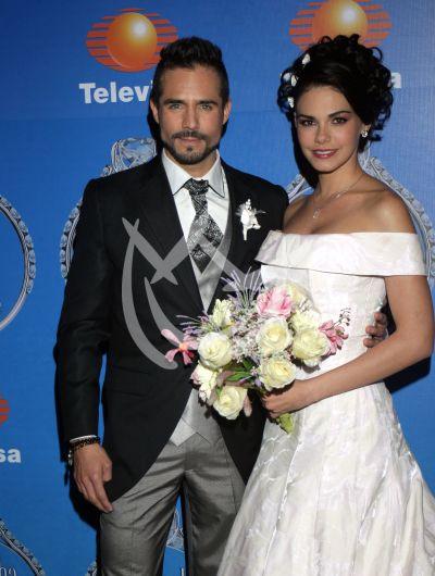 José Ron y Livia Brito se casan