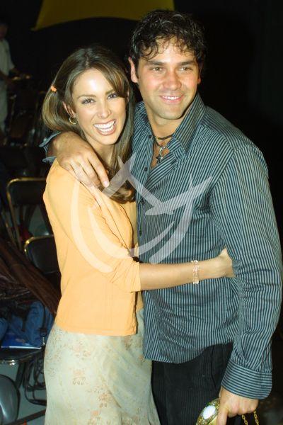 Jacqueline Bracamontes y Valentino Lanús 2005