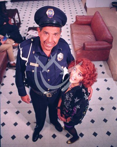 Ma Antonieta y Rubén Aguirre