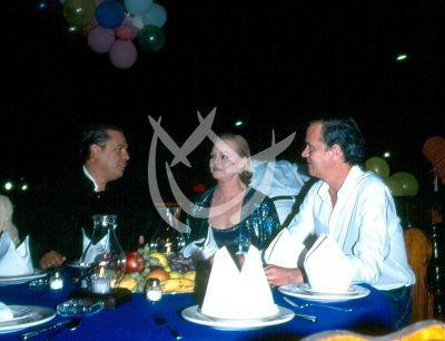 Juanga con Rocío y Junior, 1987