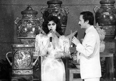 Lucía y Ricardo Rocha, 1972