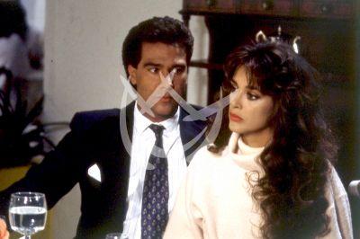 Lucía y Fernando, 1990