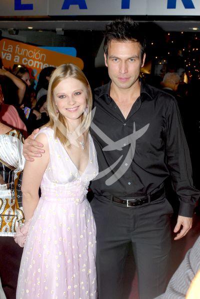 Ana Layevska y Rafael Amaya 2009