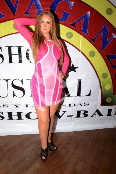 Marisol Santacruz en Extravaganza