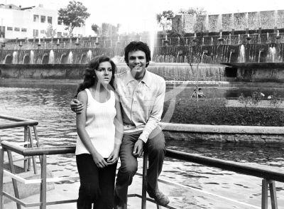 José José y Verónica Castro, 1972