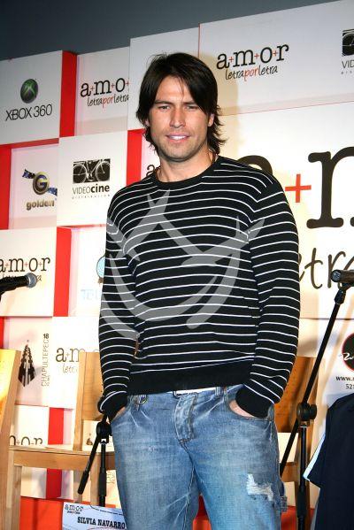 Rafael Amaya, 2008