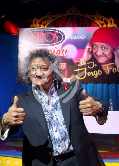 Jo Jo Jorge Falcón al Circo
