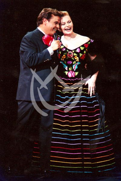 Juan Gabriel y Rocío Dúrcal 1997