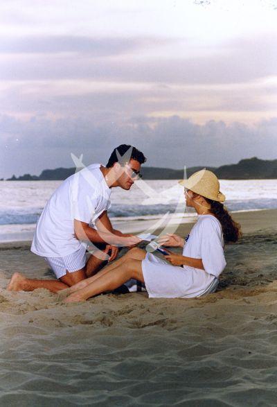 Eduardo y Mariana, 1991