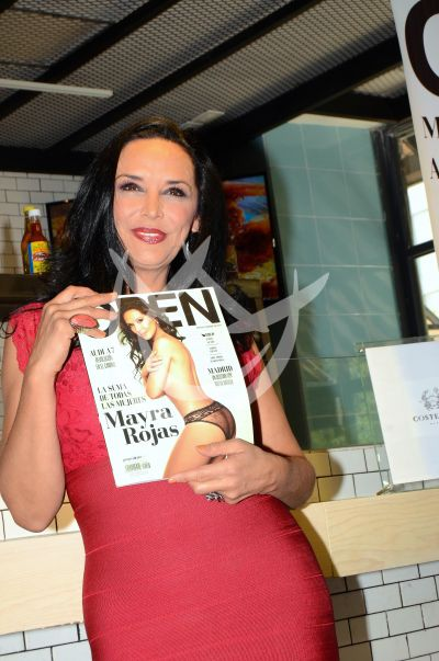 Mayra Rojas Open