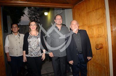 Mario Moreno Ivanova recuerda a papá Cantinflas Misa 2015