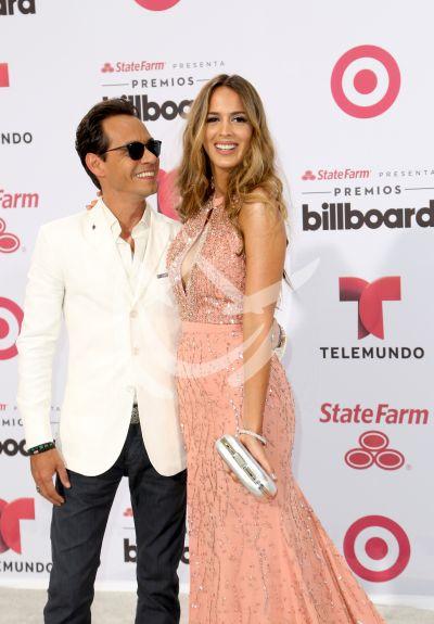 Premios Latin Billboard 2015: Ellos