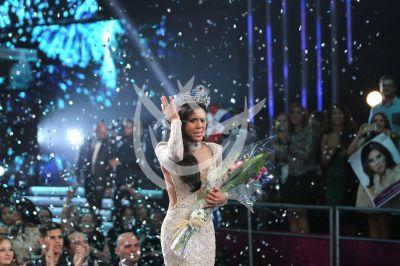 Francisca es la ganadora de NBL 2015