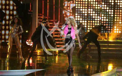Paulina en final NBL