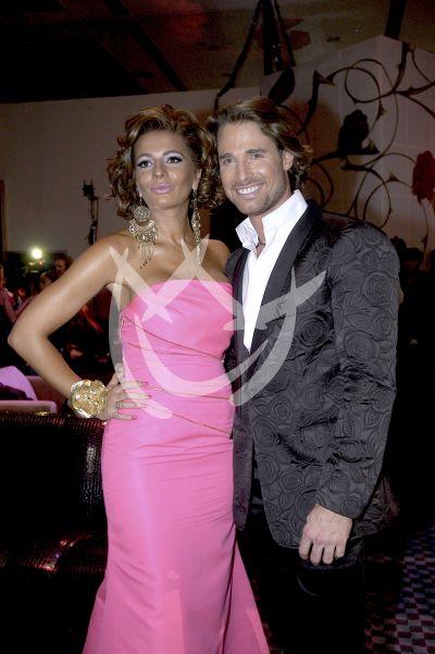 Cecilia Galliano y Sebastián  Rulli en Teresa