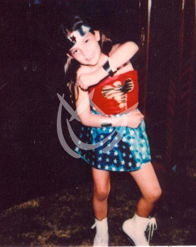 Thalía, circa 1982