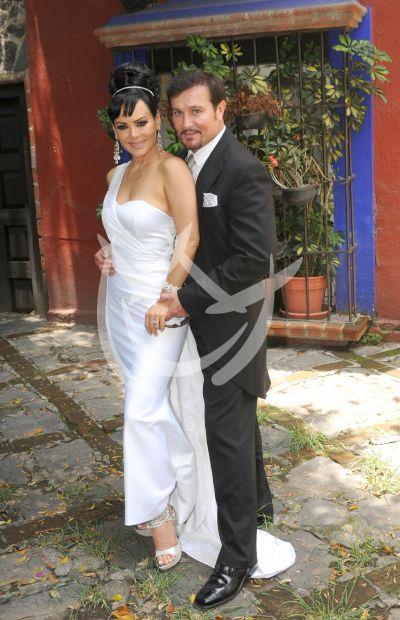 Maribel Guardia y Arturo Peniche 2010