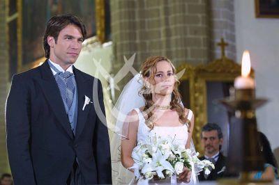 Margarita Magaña y Rafael Amaya 2004