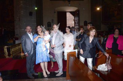 La Vale bautiza a Danico con los chefs