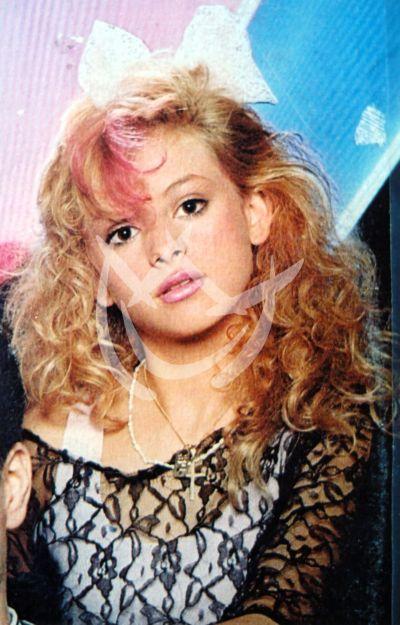 Paulina Timbiriche, 1986