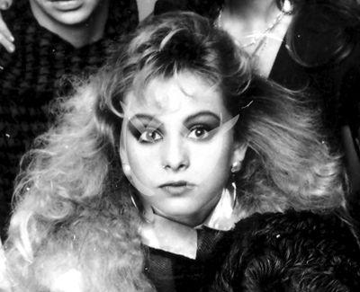 Paulina Rubio 1987