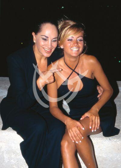 Paulina y mamá 1995