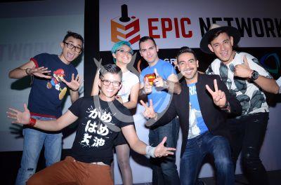 Epic Network está hecho para jóvenes